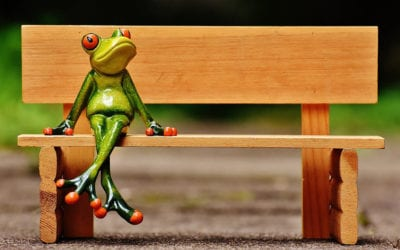 Stuck in life? Don't be fooled like a frog in a boiling water.